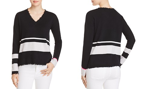Lisa Todd The Rebel Distressed Cashmere Sweater - Bloomingdale's_2