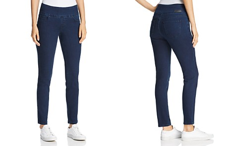 JAG Jeans Nora Skinny Denim Leggings - Bloomingdale's_2