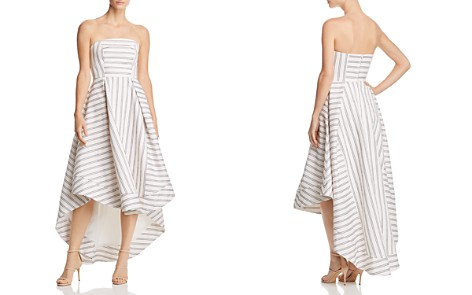 C/MEO Collective Moments Apart Strapless Gown - Bloomingdale's_2