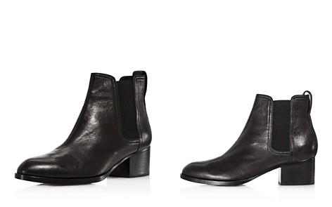 rag & bone Women's Walker Pointed Toe Leather Mid-Heel Booties - Bloomingdale's_2
