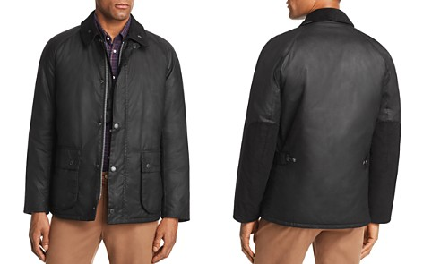 Barbour Strathyre Waxed Jacket - Bloomingdale's_2
