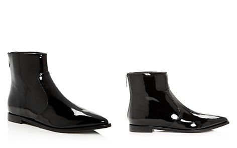 Sigerson Morrison Women's Eranthe Leather Pointed Toe Booties - Bloomingdale's_2