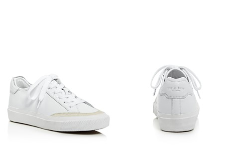 rag & bone Women's Army Leather Lace Up Sneakers - Bloomingdale's_2