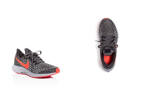 Nike Boys' Air Zoom Pegasus Knit Lace Up Sneakers - Big Kid - Bloomingdale's_2