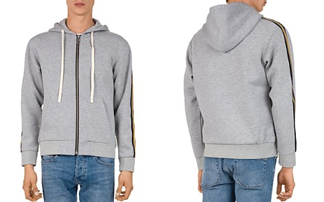 The Kooples Tricolored-Stripe Zip Hoodie - Bloomingdale's_2