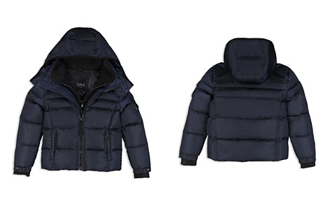 SAM. Boys' Matte Racer Puffer Jacket - Little Kid - Bloomingdale's_2