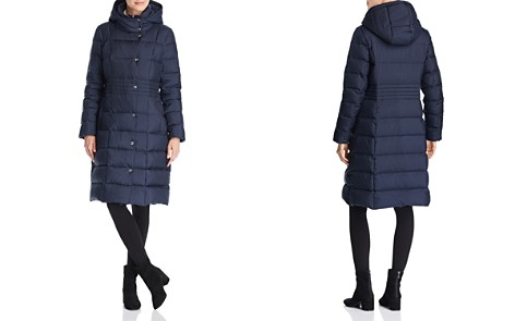 Cole Haan Quilted Down Coat - Bloomingdale's_2