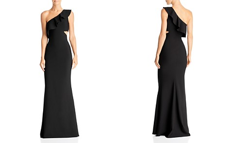 LIKELY Ruffled One-Shoulder Gown - Bloomingdale's_2