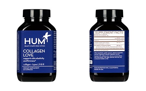 HUM Nutrition Collagen Love - Skin Firming Supplement - Bloomingdale's_2