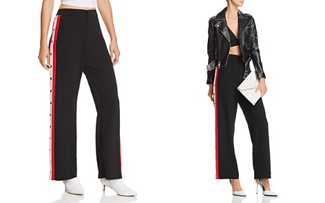 Bardot Side-Stripe Snap Pants - Bloomingdale's_2