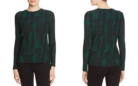 BOSS Etona Textured Top - Bloomingdale's_2