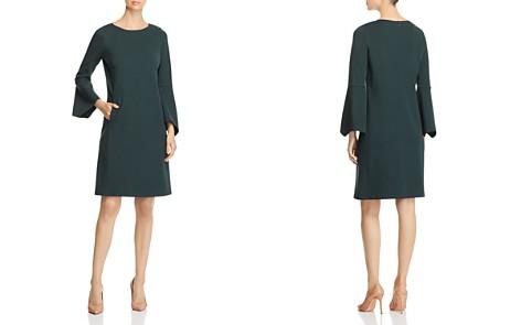 Lafayette 148 New York Paloma Flare-Sleeve Dress - Bloomingdale's_2