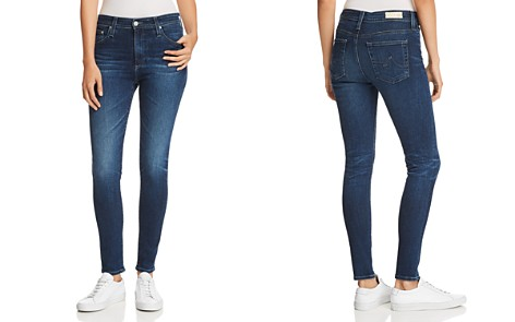 AG Farrah Ankle Skinny Jeans in 4 Years Deep Willow - Bloomingdale's_2