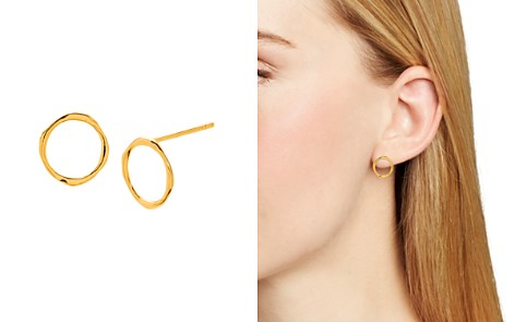 Gorjana Quinn Delicate Stud Earrings - Bloomingdale's_2
