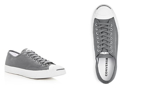 Converse Men's Jack Purcell Lace-Up Sneakers - Bloomingdale's_2