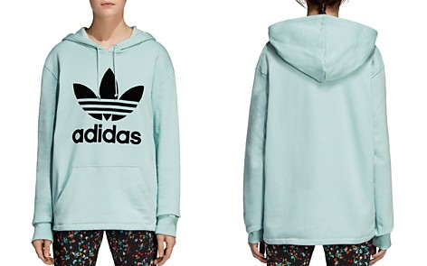 adidas Originals Oversized Trefoil Hooded Sweatshirt - Bloomingdale's_2