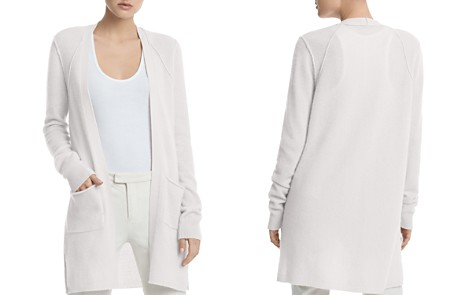 ATM Anthony Thomas Melillo Longline Cashmere Cardigan - 100% Exclusive - Bloomingdale's_2