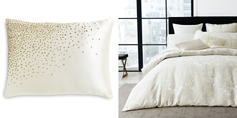 """Donna Karan Aura Beaded Decorative Pillow, 16"""" x 20"""" - Bloomingdale's_2"""