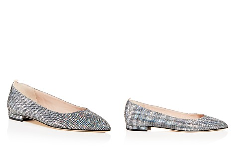 SJP by Sarah Jessica Parker Women's Story Glitter Pointed Toe Ballet Flats - Bloomingdale's_2