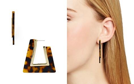 Rebecca Minkoff Geo Drop Earrings - Bloomingdale's_2