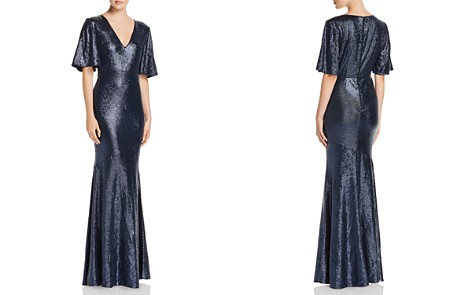 Rachel Zoe Heather Sequined Metallic Gown - Bloomingdale's_2