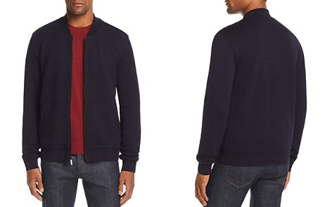 The Men's Store Wool Bomber Jacket - 100% Exclusive - Bloomingdale's_2