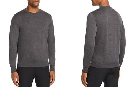 Emporio Armani Mélange Sweater - 100% Exclusive - Bloomingdale's_2