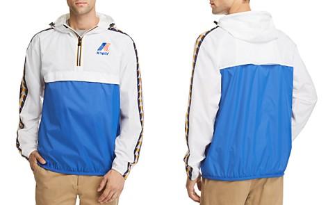 KAPPA Le Vrai Leon Banda Pullover Color-Block Anorak Jacket - Bloomingdale's_2