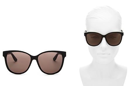 Saint Laurent Unisex Square Sunglasses, 58mm - Bloomingdale's_2