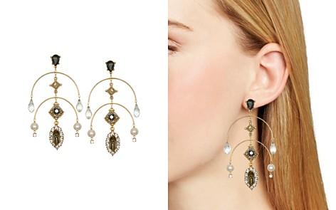 Badgley Mischka Drop Earrings - Bloomingdale's_2
