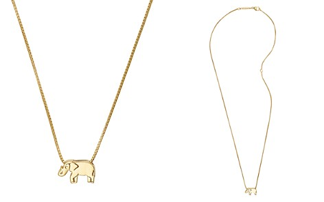 "Alex and Ani Elephant Necklace, 18"" - Bloomingdale's_2"