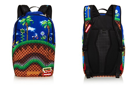 Sprayground Sonic the Hedgehog Shark Backpack - Bloomingdale's_2