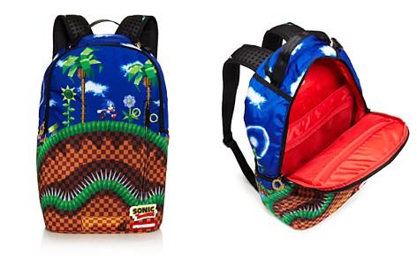 Sprayground Sonic the Hedgehog Shark Backpack - Bloomingdale's_2