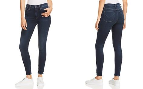 Hudson Barbara High Rise Skinny Jeans in Down N Out - Bloomingdale's_2