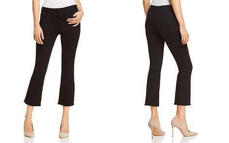 DL1961 Lara Instasculpt High Rise Cropped Boot Jeans in Henderson - Bloomingdale's_2