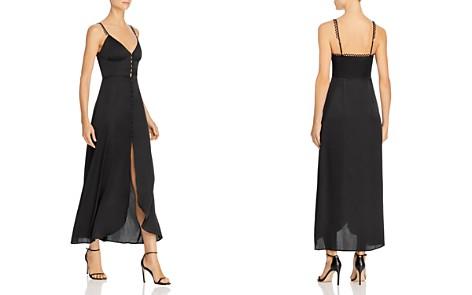 For Love & Lemons Isabella Satin Maxi Dress - Bloomingdale's_2
