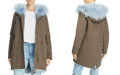 Peri Luxe Fur-Trimmed Parka - 100% Exclusive - Bloomingdale's_2