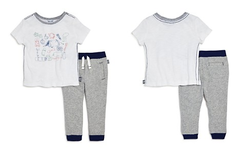 Splendid Boys' Camping Graphic Tee & Jogger Pants Set - Baby - Bloomingdale's_2