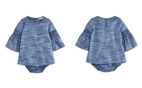 Splendid Girls' Bell-Sleeve Dress & Bloomers Set - Baby - Bloomingdale's_2