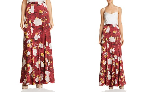 Alice + Olivia Athena Silk Maxi Skirt - Bloomingdale's_2