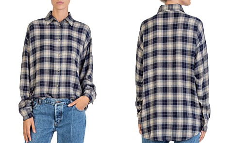 The Kooples Plaid Shirt - Bloomingdale's_2