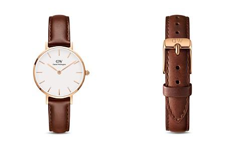 Daniel Wellington Classic Petite Leather Watch, 28mm - Bloomingdale's_2