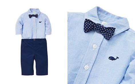 Little Me Boys' Whale Bodysuit, Pants & Bow Tie Set - Baby - Bloomingdale's_2