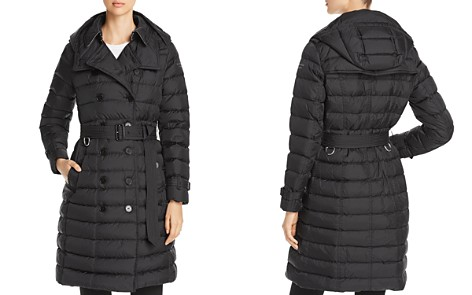Burberry Dalmerton Down Puffer Trench Coat - Bloomingdale's_2