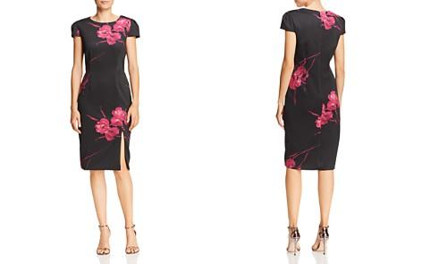 Betsey Johnson Floral Sheath Dress - Bloomingdale's_2