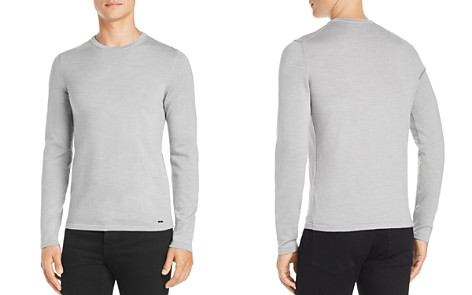 HUGO San Paolo Merino Wool Sweater - 100% Exclusive - Bloomingdale's_2