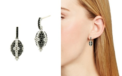 Freida Rothman Industrial Clover Earrings - Bloomingdale's_2