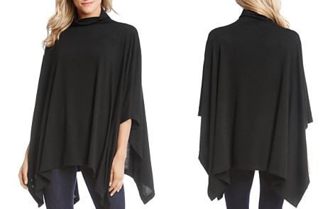 Karen Kane Funnel-Neck Poncho Top - Bloomingdale's_2