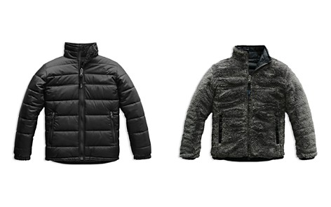 The North Face® Unisex Reversible Mount Chimborazo Quilted & Fleece Jacket - Little Kid, Big Kid - Bloomingdale's_2