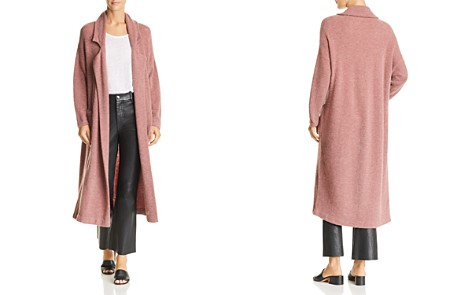 Michelle Mason Knit Duster Coat - Bloomingdale's_2